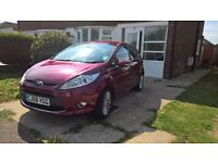 Ford Fiesta Titanium 09 Immaculate, yes ONLY 37000 on the clock !