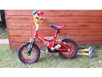 Childs Dinotec Bike