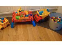 lego blocks and toys
