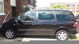 For Sale: FORD GALAXY Ghia 1.9 TDI (55 plate) £550...Absloute Bargain!!