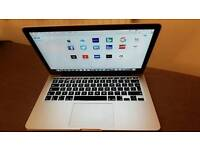 MacBook pro 13 inch Retina i5 processor 128 HD one week old for sale.