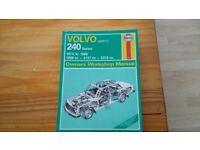 volvo 240series repair manual
