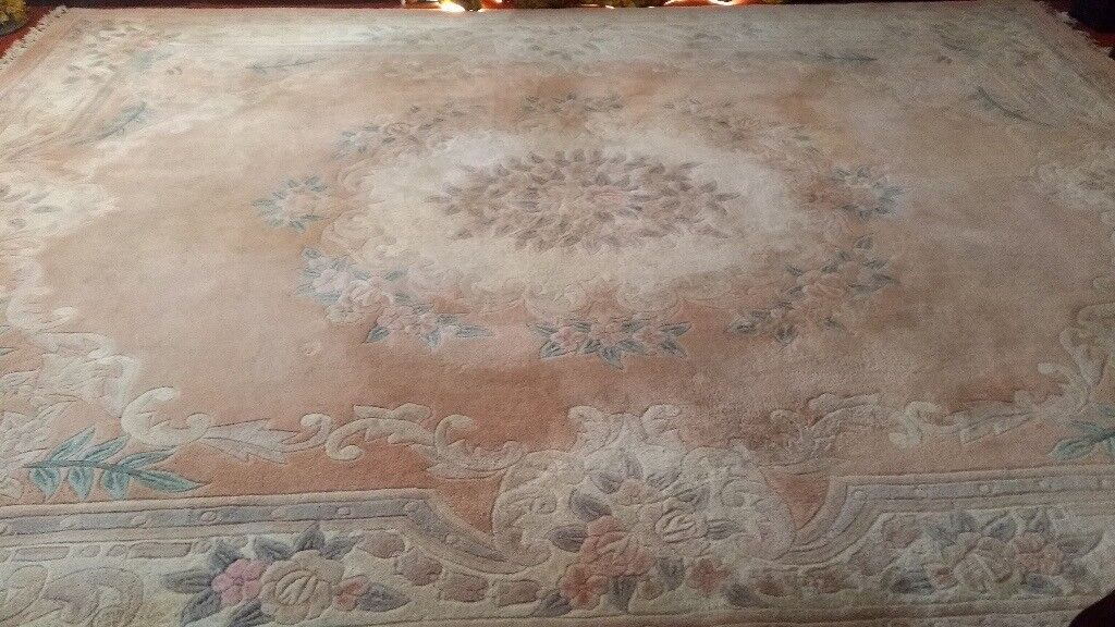 Large Chinese Rug for sale in very good condition
