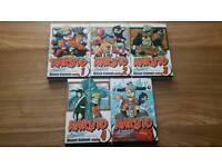 Collection of Naruto Manga