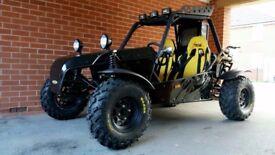 JOYNER 650cc ROAD LEGAL BUGGY, QUAD, QUADZILLA, DAZON, GOKA, ATV, POLARIS...MINT