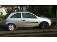 @@@Quick sale Vauxhall Corsa 1.0 12 v@@Long M.O.T low on insurance@@Easy city car to dice away@@@