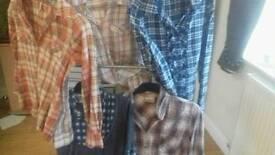 Women's shirts size 8 10