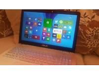 ASUS Gaming laptop N551JQ i7 1TB 8Gb DDR3 GeForce GT 845m