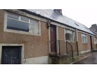 Terraced cottage for sale in Forth..Renovation project £29,000