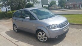 AUDI A2 1.4 TDI++NEW FLYWHEEL++2 KEYS