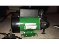Salamander CT55 Single water pump 230V