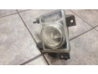 2006 VAUXHALL OPEN VECTRA FRONT FOG LIGHT LAMP COMPLETE DRIVER OFF SIDE