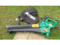 Challenge 1800W Leaf Blower excellent condition and perfect working order