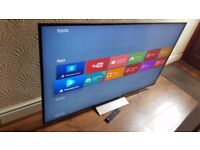 SONY 55-inch SUPER Smart ULTRA SLIM 4K UHD LED ANDROID TV-55XD8005C,built in Wifi,Freeview & FREESAT