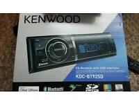 Kenwood KDC-BT92SD CAR RADIO