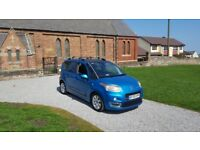 2010 CITROEN C3 PICASSO 1.6 HDI EXCLUSIVE MPV GLASS-ROOF MOT-18 FSH 2-KEYS OUTSTANDING FREE-DELIVERY