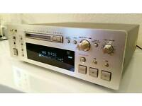 BARGAIN = £200 TEAC MiniDisc Player Recorder MINT but faulty -
