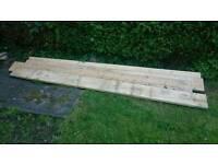4 x 10ft scaffold planks