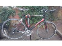 "Giant Rapid 3 - Hybrid Road Bike 22"" - 2015 - Almost new - RRP 599"