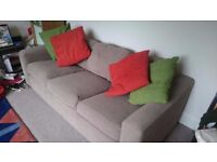 Marks and Spencer 3 seater sofa, great condition