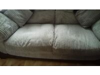 DFS 2 seater sofa excellent condition. Just over a year old