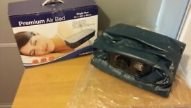 Air Bed - The Body Source Premium- Only used once - Glasgow city centre