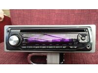 KENWOOD CD AUX PLAYER