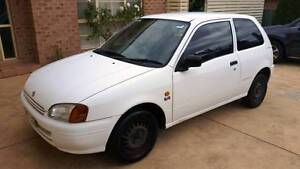 1998 Toyota Starlet Hatchback Garden Suburb Lake Macquarie Area Preview