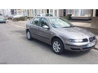 Seat Leon 1,4 2004 manual very good condition