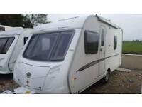 Looking for touring caravan