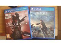 PS4 games- final fantasy 15