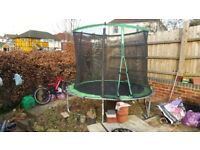 Trampoline 6ft in good condition.