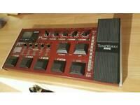 Korg Toneworks bass muli effects pedal