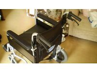 ENIGMA WHEEL CHAIR ( MANUAL )