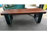 Outdoor bench (brand new)