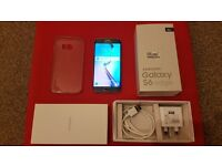 Samsung Galaxy S6 Edge network free - delivery possible