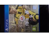 Fifa 17 playstation 4 .Text only