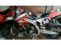 250cc Pit bike for sale