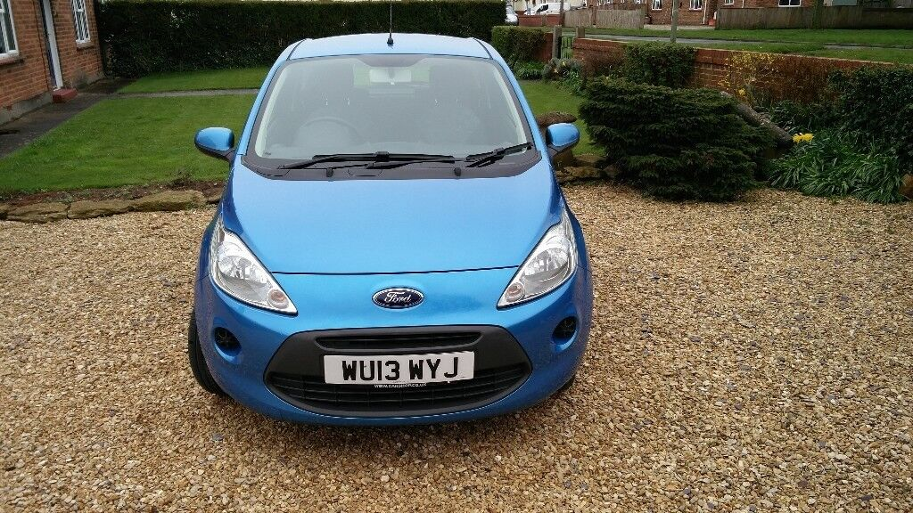 Ford Ka Edge Pristine Condition Great First Car For Young Drivers Good Price