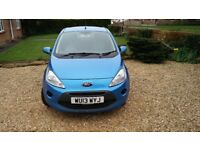 Ford KA Edge, Pristine condition, Great first car for young drivers, Good price