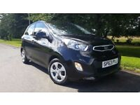 KIA Picanto 1.0 1 5dr 1 OWNER FROM NEW, ZERO ROAD TAX & FSH