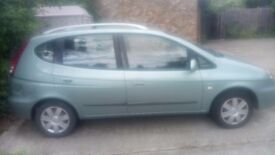 Great MPV plenty of space, reliable MOT til May low mileage