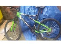 Selling two bikes