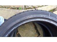 4 x new Nexen 225 40 zr18 92y tyres