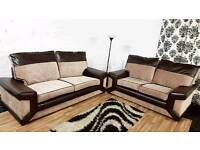 New 3+2 seater sofas**Free delivery**