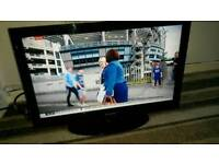 Samsung 32 inch screen hd lcd free view TV £ 70