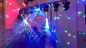 Mobile DJ disco