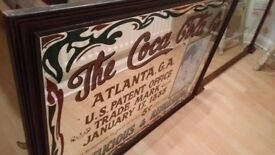 Beautiful Coca cola for sale. Really nice and festive