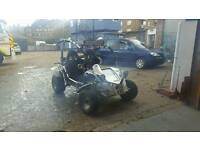 qudzilla buggy road legal px swap for car