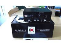 SMPro M-Patch 2 Passive Monitor Control & Headphone Amp